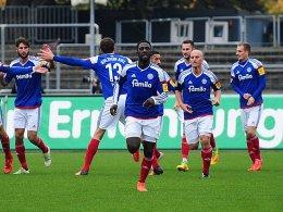 3:1 - Nord-Derby geht an Holstein Kiel