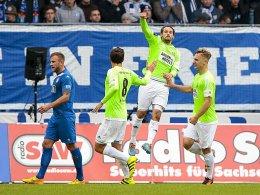 Fink führt Chemnitz zum ersten Auswärtssieg