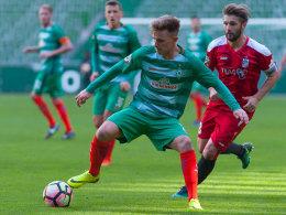 Ein Eggestein-Tor reicht Werder zum Sieg