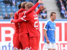 Ein Andrist-Treffer reicht Hansa Rostock nicht