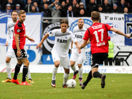 3:1 gewonnen, Beck verloren: FCM siegt in Unterzahl
