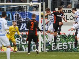 Heider rettet dem VfL einen Punkt im Topspiel