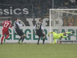 Müller rettet Aalen einen Zähler