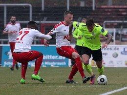 Fortuna Köln und SVWW trennen sich torlos