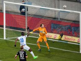 MSV fahrlässig: Magdeburg erkämpft sich einen Punkt