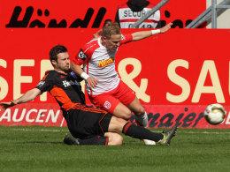 Arslan und Wriedt sichern VfL-Sieg beim Jahn