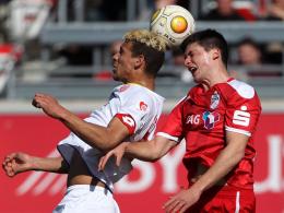 0:0 - RWE kann sich gegen Mainz nicht befreien