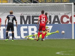 1:2 - Paderborn trudelt in Richtung Regionalliga