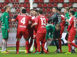 Kein Tor in der 90. Minute: RWE verpasst Sieg
