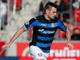 Streker hält FSV Frankfurt im Abstiegsstrudel