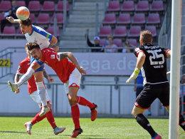 Mainz kann auch gegen Rostock nicht punkten