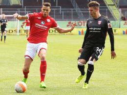 Sliskovics Treffer lässt Mainz hoffen