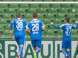 Andrist und Quiring sorgen für Rostocker Sieg