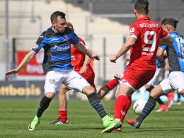 Sliskovic und Rossmann lassen Mainz hoffen
