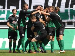 Münsters Grimaldi beseitigt die letzten Zweifel
