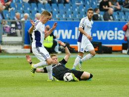 Dritter Abstieg in Folge für SC Paderborn