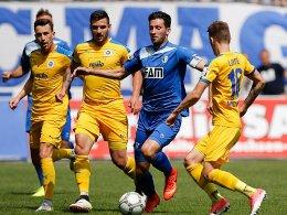 Aufstiegstraum vorbei: 2:0-Sieg hilft Magdeburg nicht