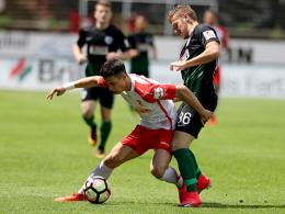 Geipl schießt Regensburg in die Relegation