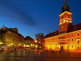 Warschau: Geschichte trifft Moderne