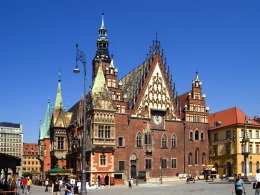 Breslau: Großstadt-Flair mit deutscher Vergangenheit