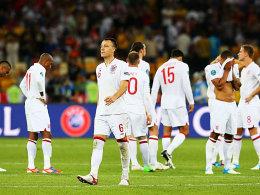 England trauert