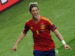 Als Edeljoker zum Goldenen Schuh: Fernando Torres.