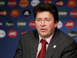 Turnierdirektor der Euro, Martin Kallen