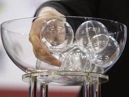 Am 23. Februar wird ermittelt, gegen wen die deutsche Mannschaft in der EM-Qualifikation antreten muss.