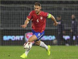 Mit Elan zurück zu alten Erfolgen: Branislav Ivanovic.