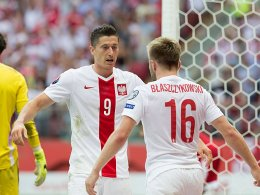 Polens Kader mit sechs Bundesliga-Spielern