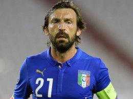 Italiens ewiger Pirlo r�ckt die MLS in den Fokus