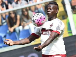 Conte verzichtet auf Dienste von Balotelli