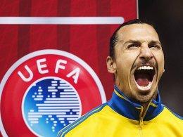 Ibrahimovic kann auf H�jbjerg & Co. treffen