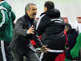Ungarn verl�ngert mit deutschem Trainer-Trio