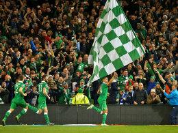 Walters bringt Drachen zu Fall: Irland bei der EM!