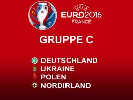 """Die """"deutsche"""" Gruppe C"""
