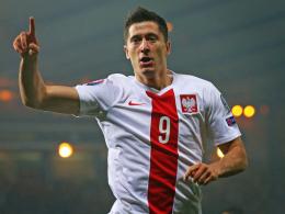 Polen und Lewandowski wollen ersten EM-Sieg