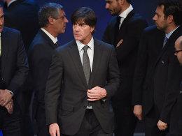 Das Ziel ist der EM-Titel: Bundestrainer Joachim Löw.