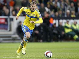 Kieferbruch: Schwedens Antonsson verpasst EM