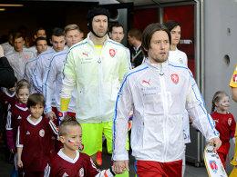 Cech, Rosicky und drei Bundesliga-Profis