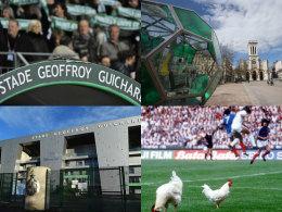 Das Stade Geoffroy-Guichard