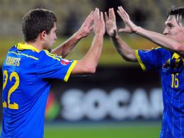EM-Kader steht: Ukraine mit Stuttgarts Kravets