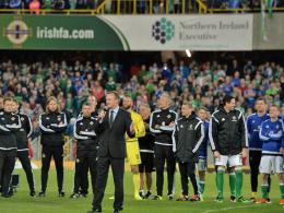 O'Neill streicht Quintett - Nordirlands Kader steht