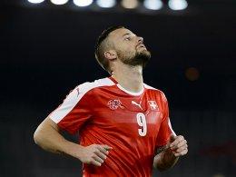 Nach Dummheit: Seferovic kommt davon