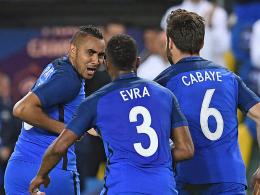 Payets Geniestreich bringt Frankreich den Sieg