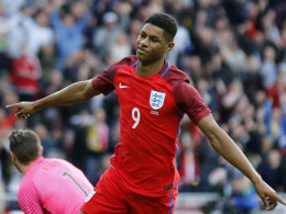England-Kader: Shootingstar Rashford schafft den Cut