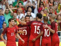 Yes, we can! Portugal feiert - Ronaldo bremst