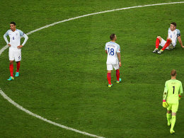 Englands EM-Fluch h�lt an