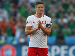 Frustrierter Lewandowski schafft Platz f�r Milik