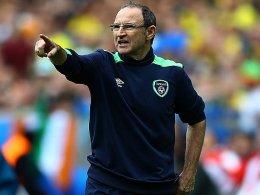 Irland: O'Neill ist stolz auf sein Team